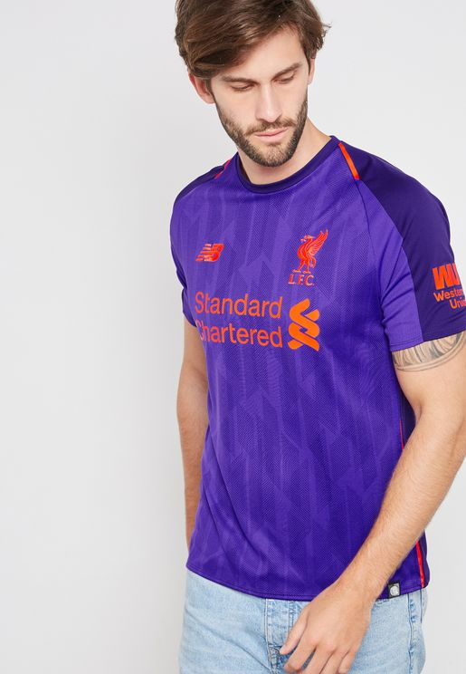Liverpool 18/19 Away Jersey