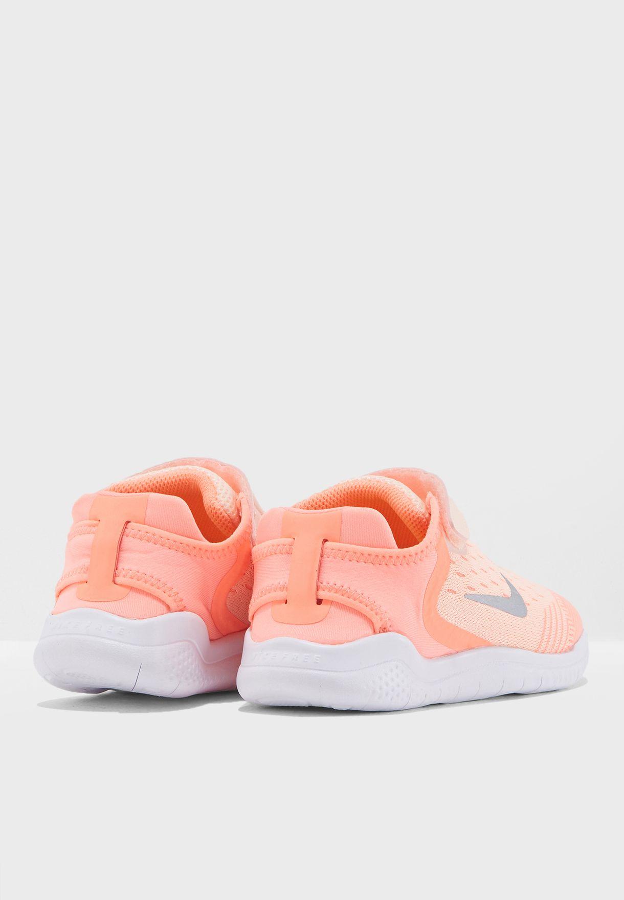 426e5ac24dfd Shop Nike pink Kids Free RN 2018 AH3455-800 for Kids in Saudi ...