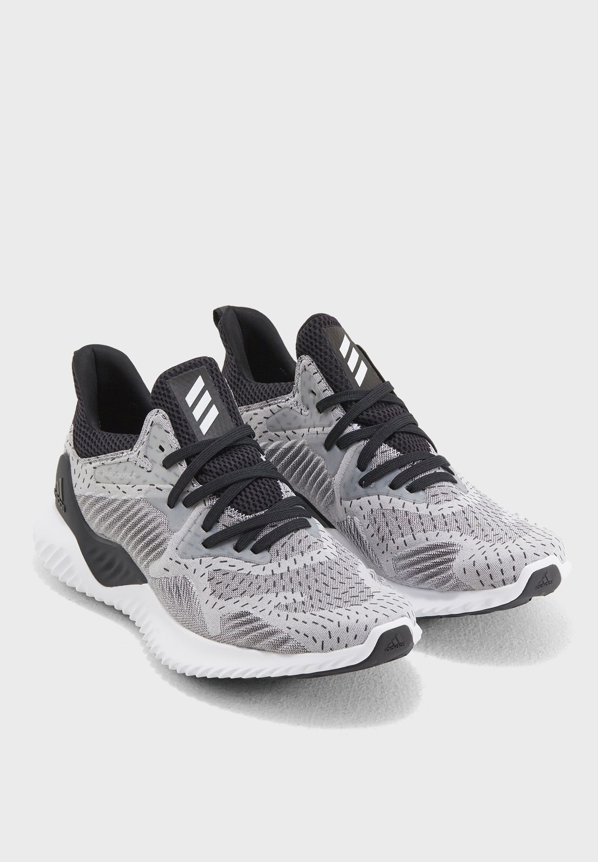 8ba6cfc60 Shop adidas black Alphabounce Beyond DB1126 for Men in UAE ...