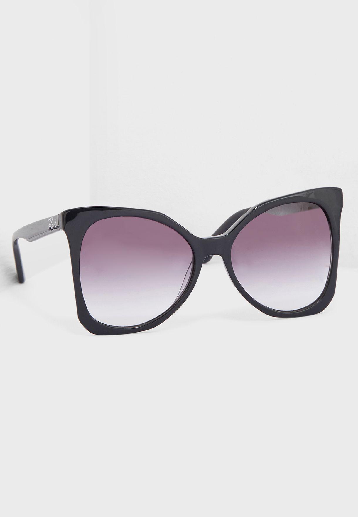 KL967S Butterfly Oversize Sunglasses