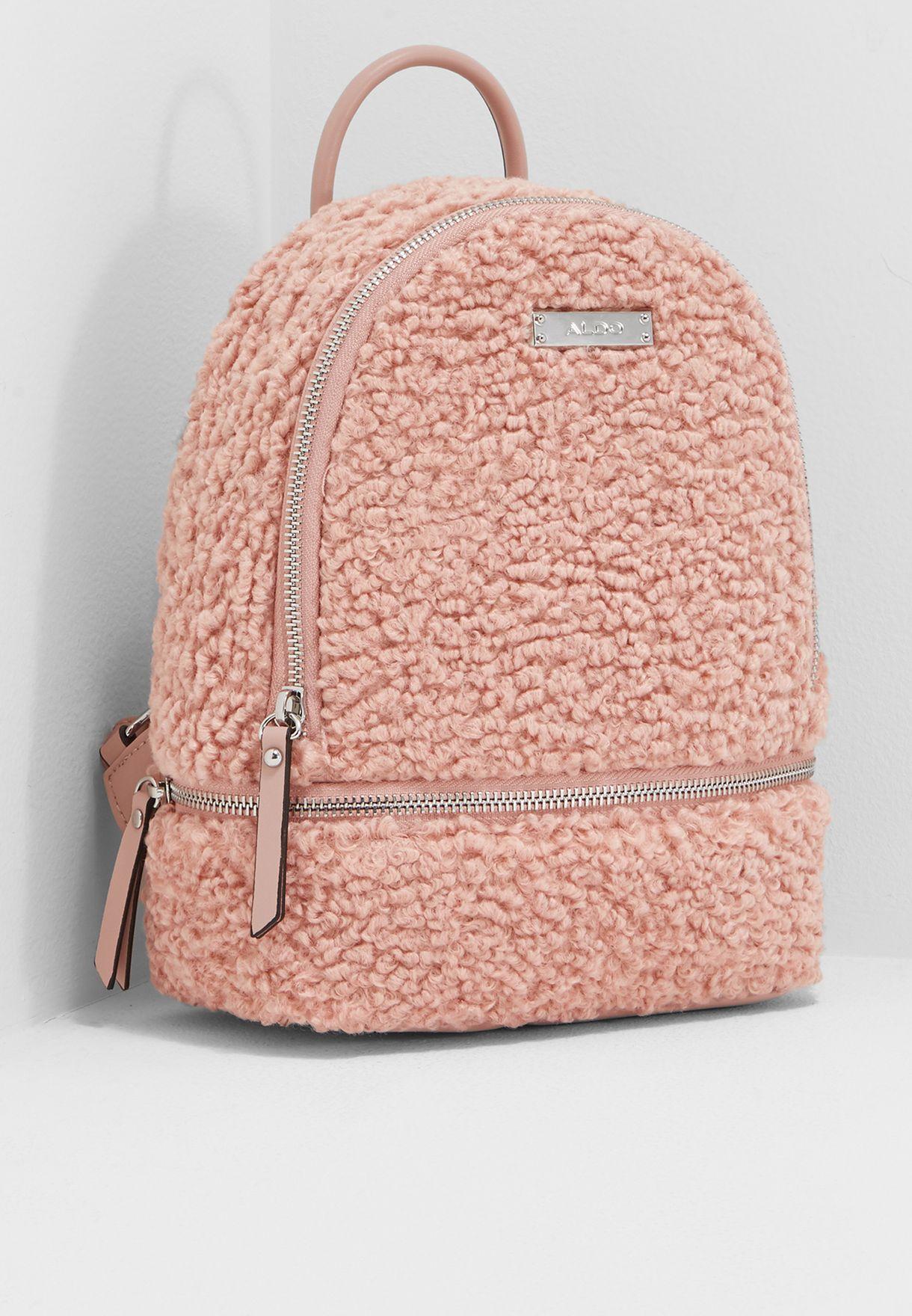 Shop Aldo pink Mini Anacoedo Backpack ANACOEDO55 for Women in UAE ... aaa62011a65ae
