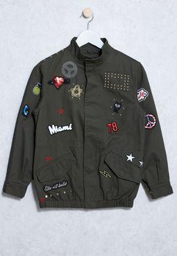 Tween Trophy Jacket