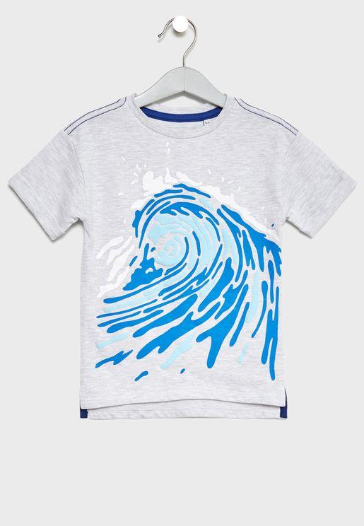 Infant Wave T-Shirt