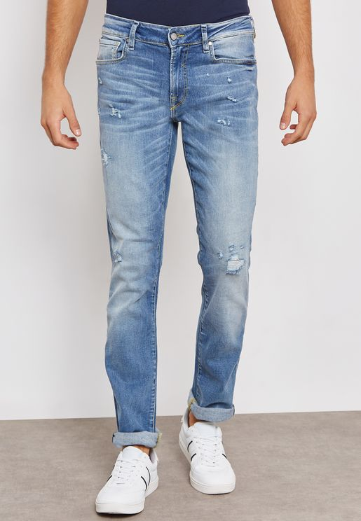Angels Skinny Fit Jeans