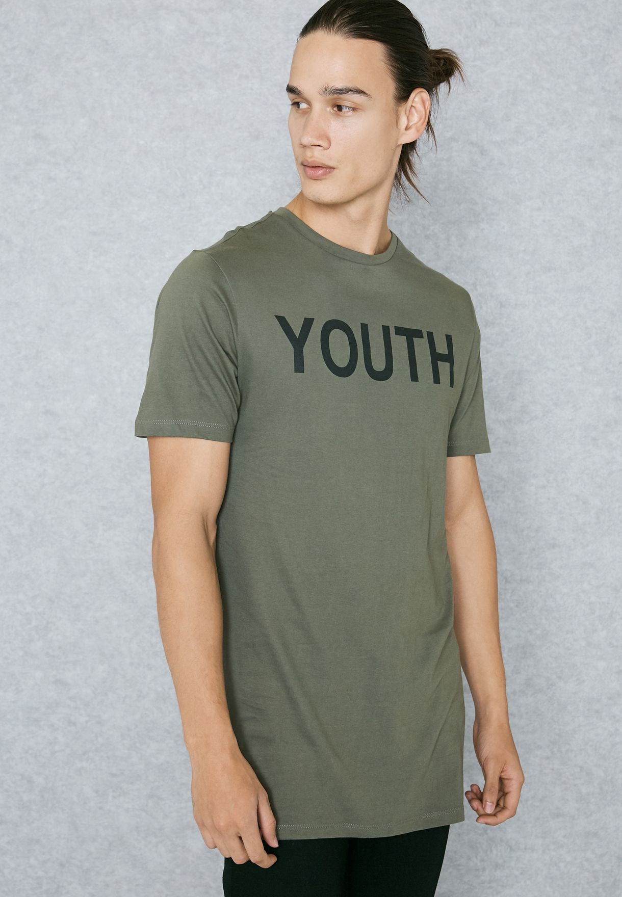 Youth Print T-Shirt