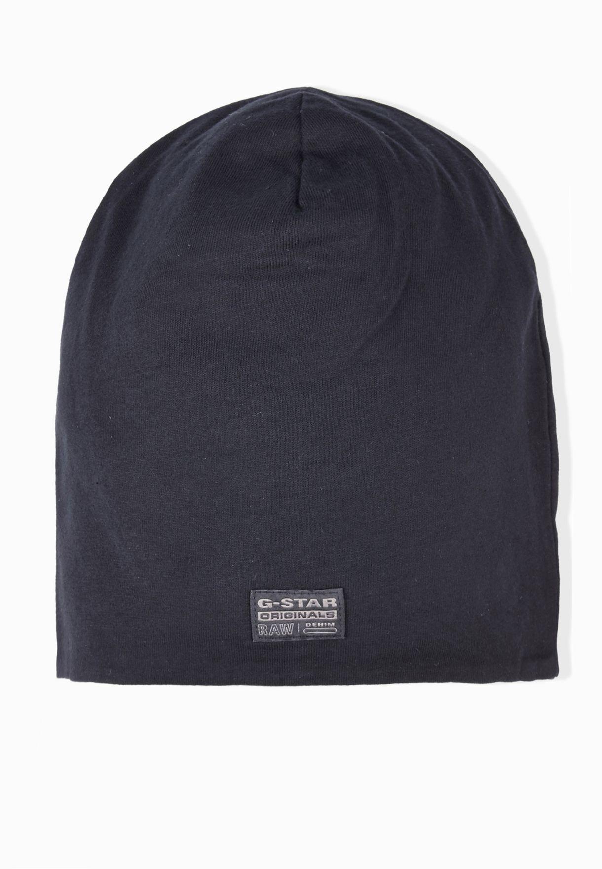 085b24c5123 Shop G Star Raw black Coban Ref Jersey Beanie 89510F for Men in Oman -  GS734AC41IEO