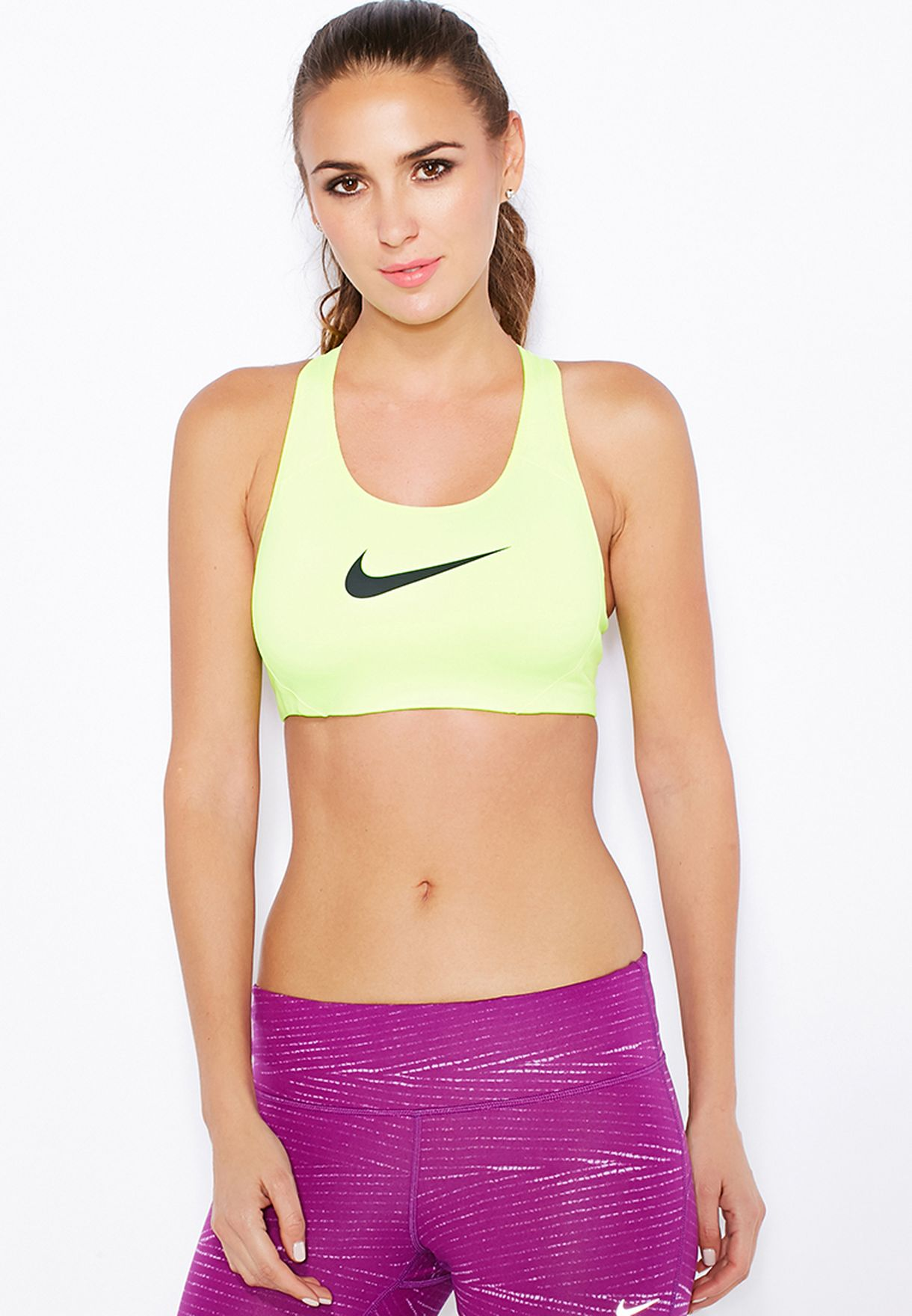 02adf8913a Shop Nike yellow Victory Shape Bra 548545-703 for Women in Saudi -  NI727AT41ZLQ