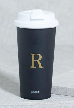 Letter R Flask