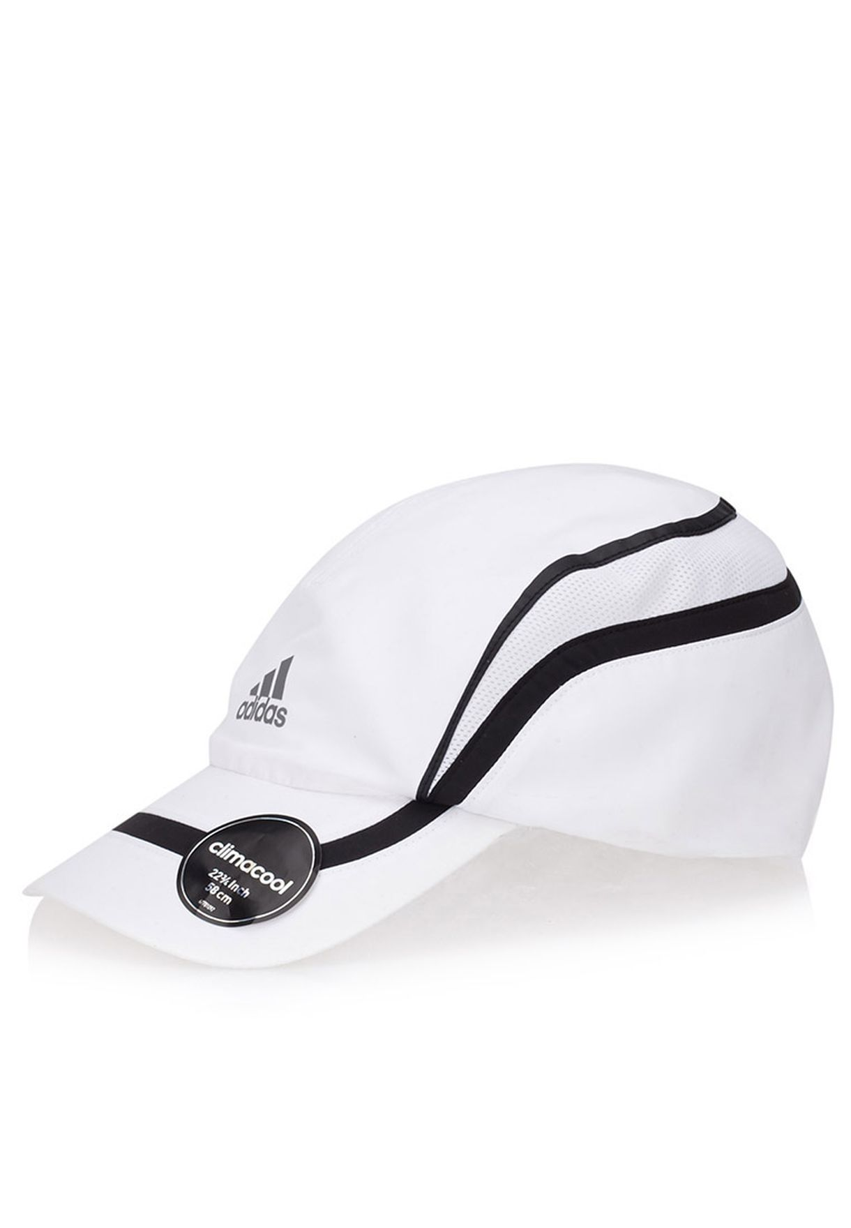 35fe42fa52e6 Shop adidas white Running Cap for Men in Qatar - AD476AC41IOG