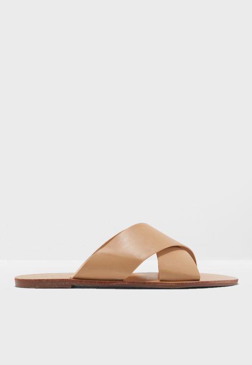 Arbella Flat Sandals