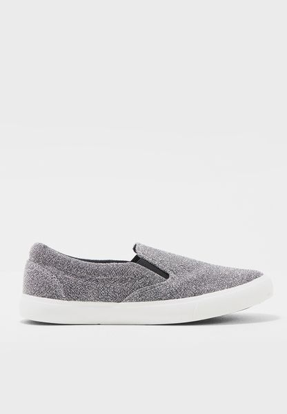Malaxy Lurex Slip On