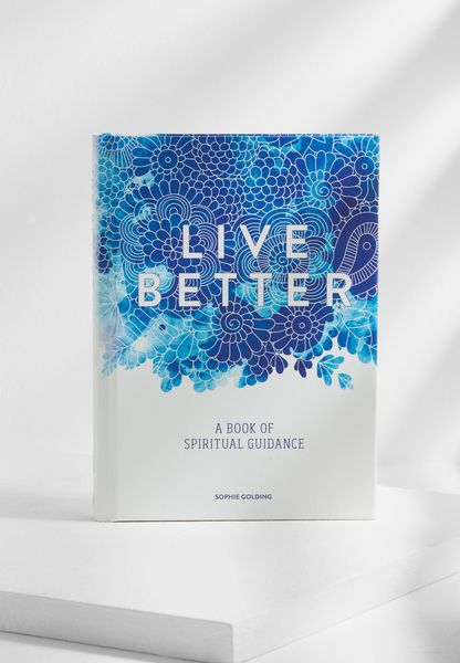 Live Better Book