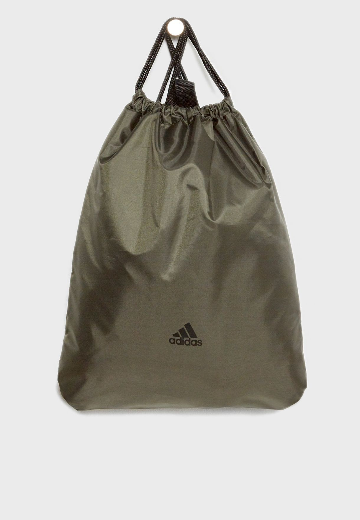 05ba64d0b5 Shop adidas green Football Street Gymsack CY5627 for Men in UAE ...