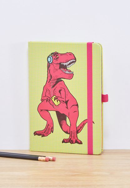 A5 T-Rex Printed Book