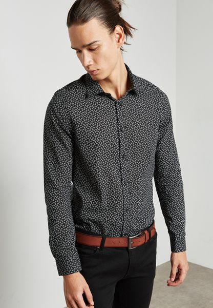 Paisley Voile Shirt