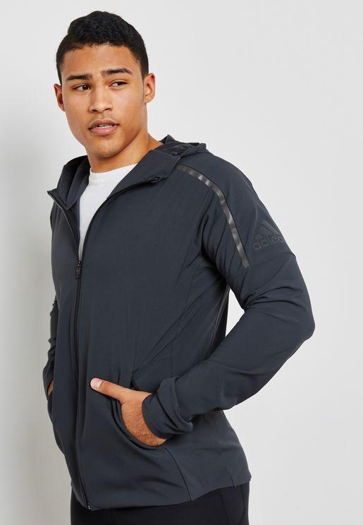 Z.N.E. Hooded Jacket