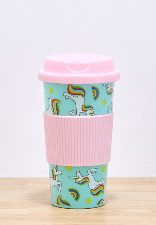 Unicorn Travel Mug 475ml