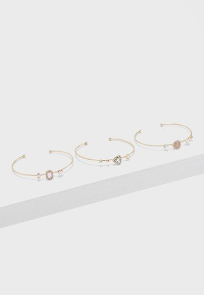 Pack of 3 Bracelets