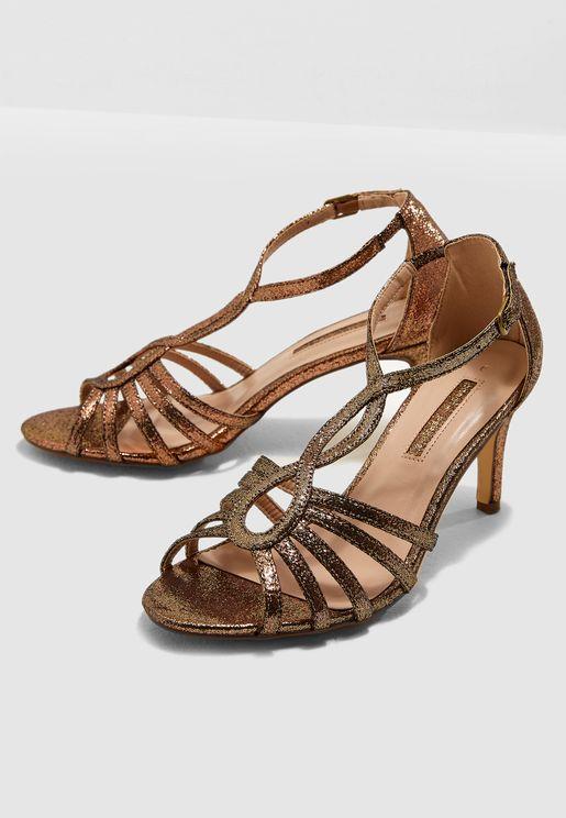 Bethanie Heeled Sandal