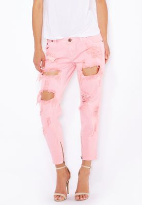ONE by Oneteaspoon Freebirds Ripped Jeans
