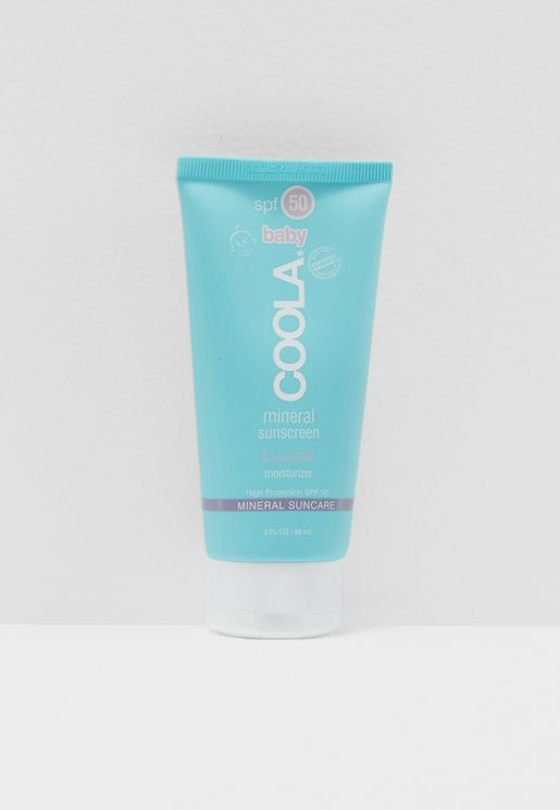 Mineral Suncare Baby Organic SPF 50