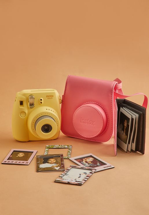 Instax Mini 8 Bundle Pack