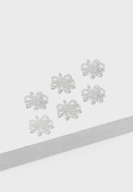 Value Pack 6 Nano Crystal Invisibobble