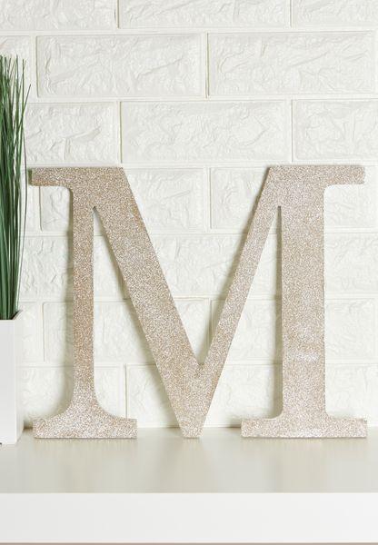 حرف M براق