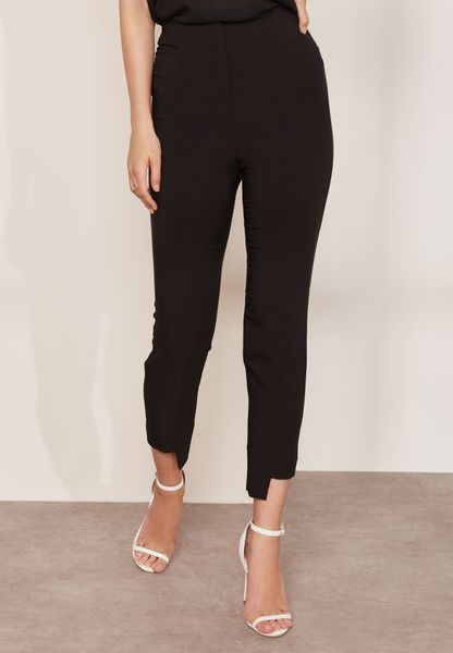 Ankle Grazer Tailored Pants