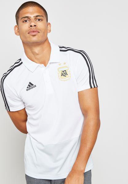 بولو بشعار اتحاد الارجنتين لكرة القدم