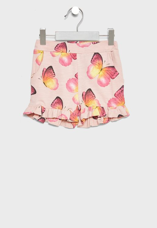 Infant Printed Shorts