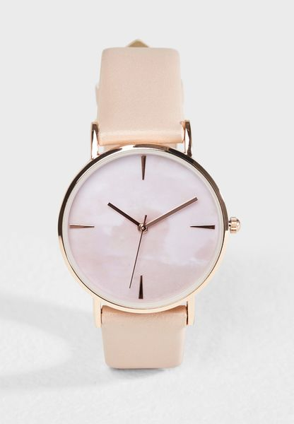 Monotone Analogue Watch