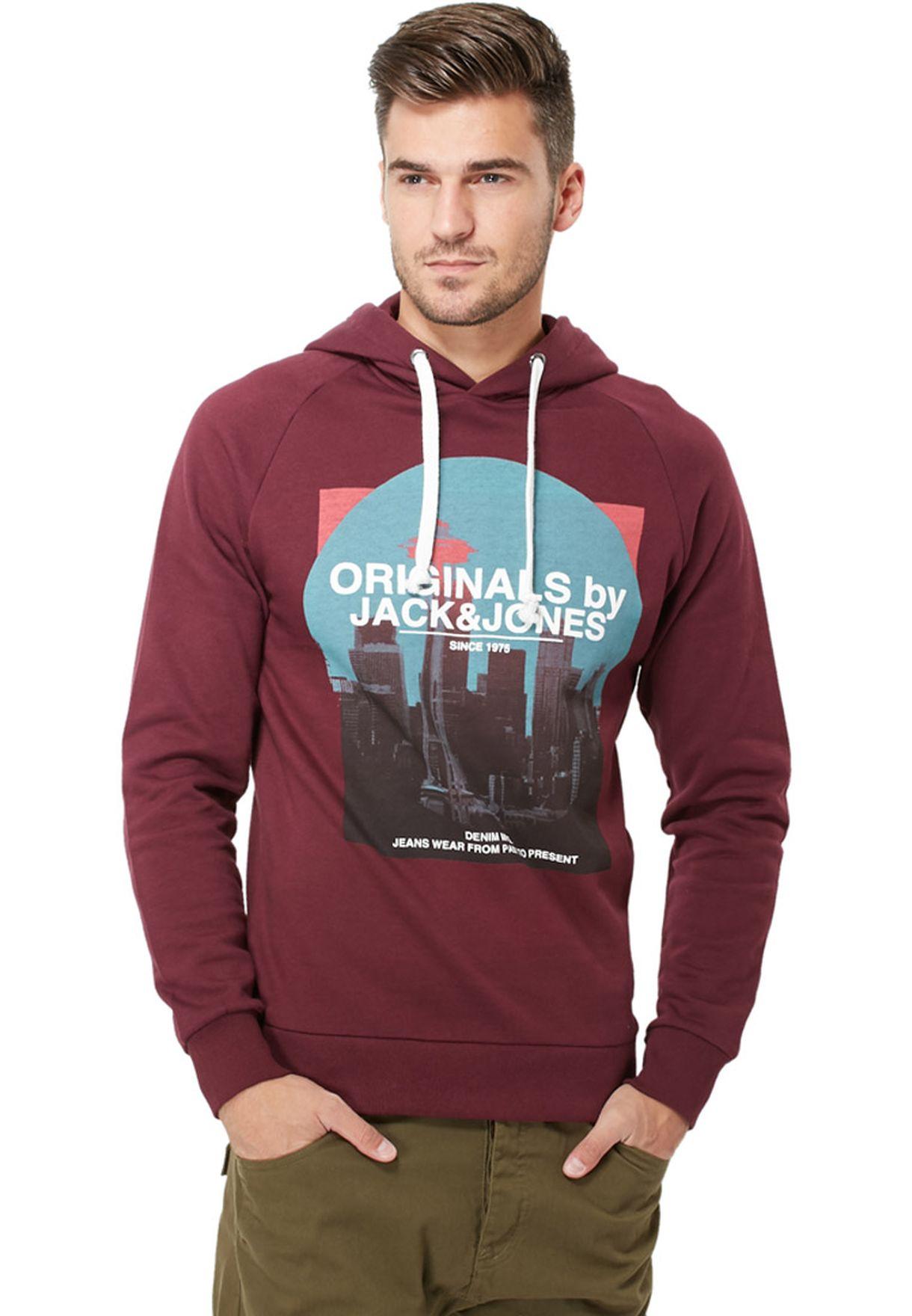 Pullover Purple Jack Originals Hoodie Shop In Men Jones For Uae nqOfnI