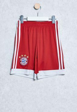 Youth FC Bayern Home Shorts
