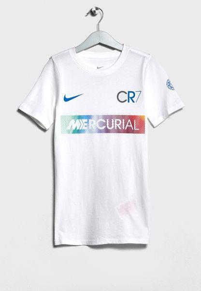 Kids Ronaldo Mercurial T-Shirt
