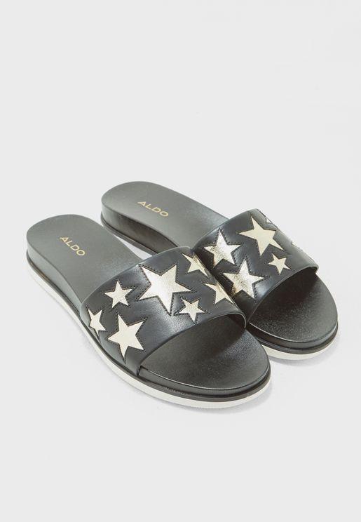 Estrellas Flat Sandals