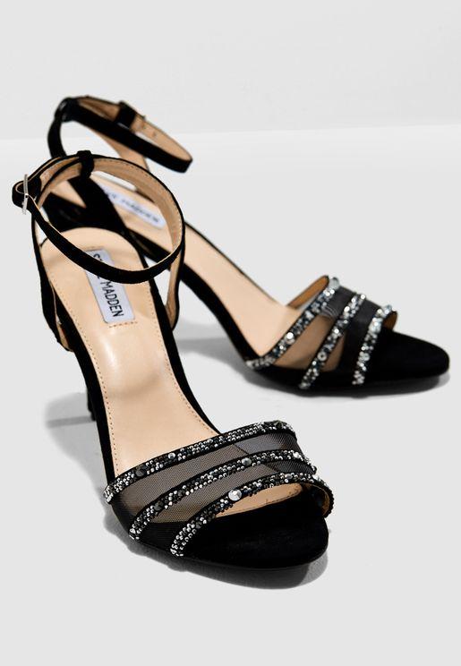 Veda Heel Sandal
