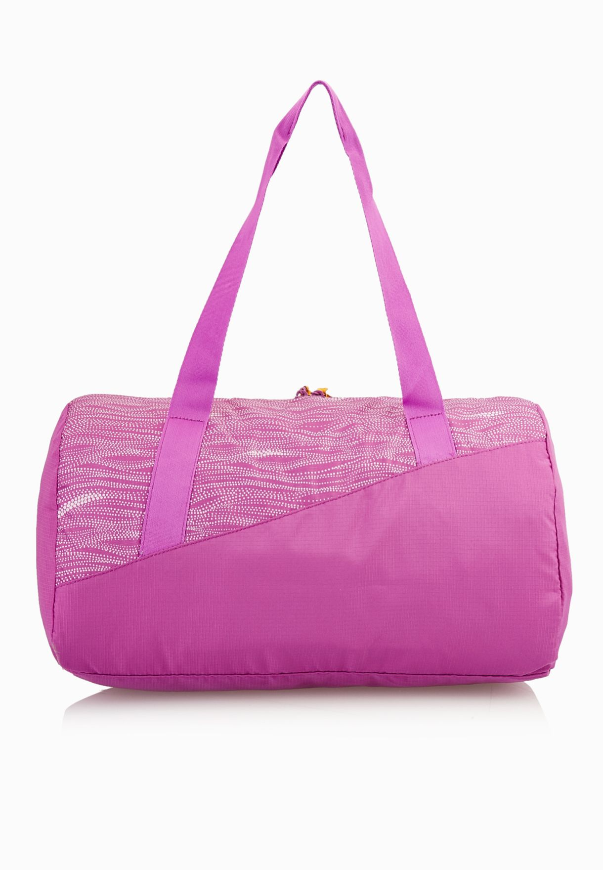 8079bf93ee0d Shop PUMA purple Studio Barrel Bag 07381603 for Women in Kuwait ...