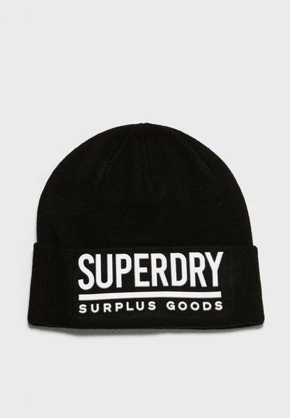 Surplus Goods Logo Beanie