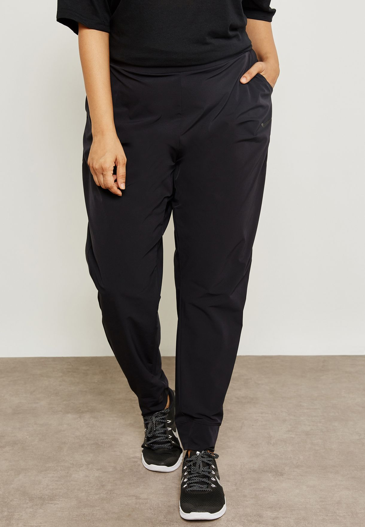 4a07963d838 Shop Nike black Flex Bliss Pants AA8295-010 for Women in Bahrain -  NI727AT31BUY