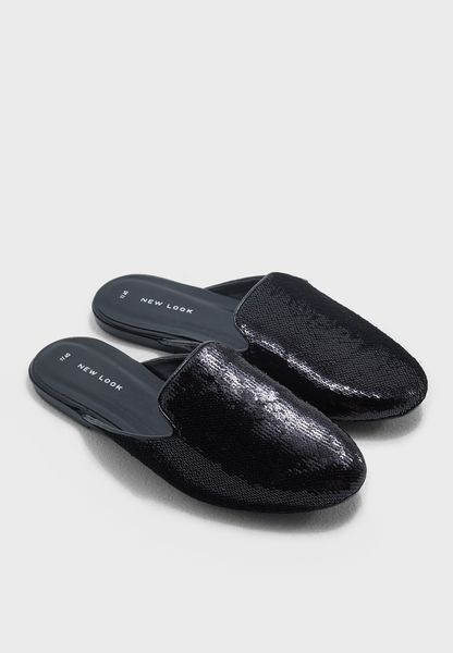 Jarty Sequin Slip On