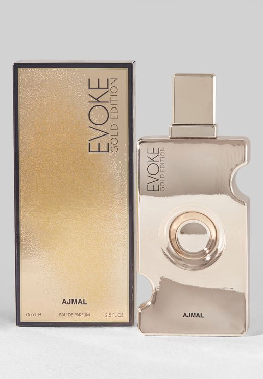 Evoke Gold Edition - Her 75 Ml Spray