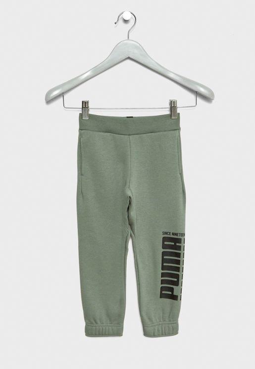 Kids Rebel Bold Sweatpants