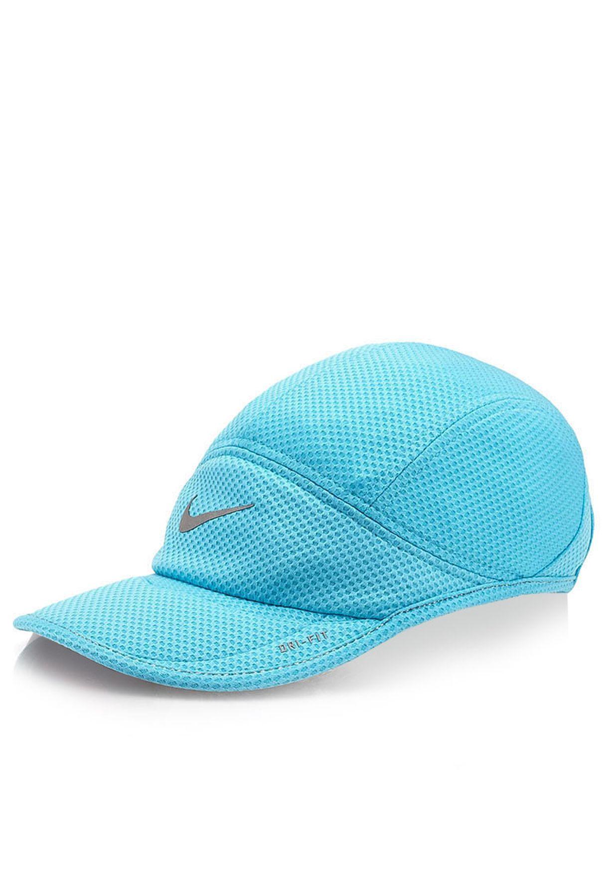 668a4a81141 Shop Nike blue Mesh Daybreak Cap NKAP520787-442 for Men in Bahrain -  NI727AC31XHK