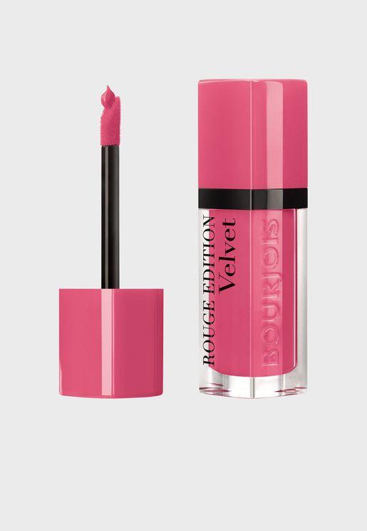 Rouge Edition Velvet Liquid lipstick 11 So Hap'pink