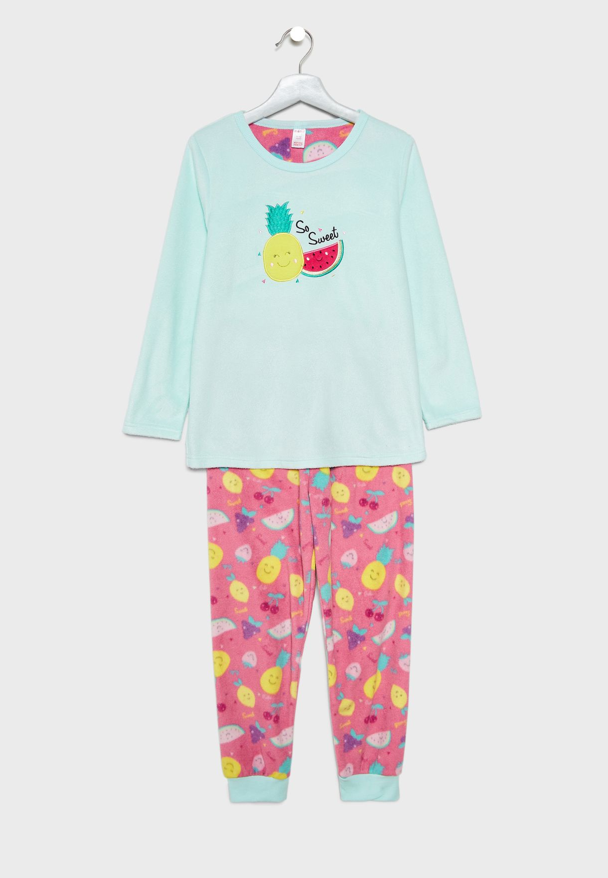 Kids Fruits Pyjama Set