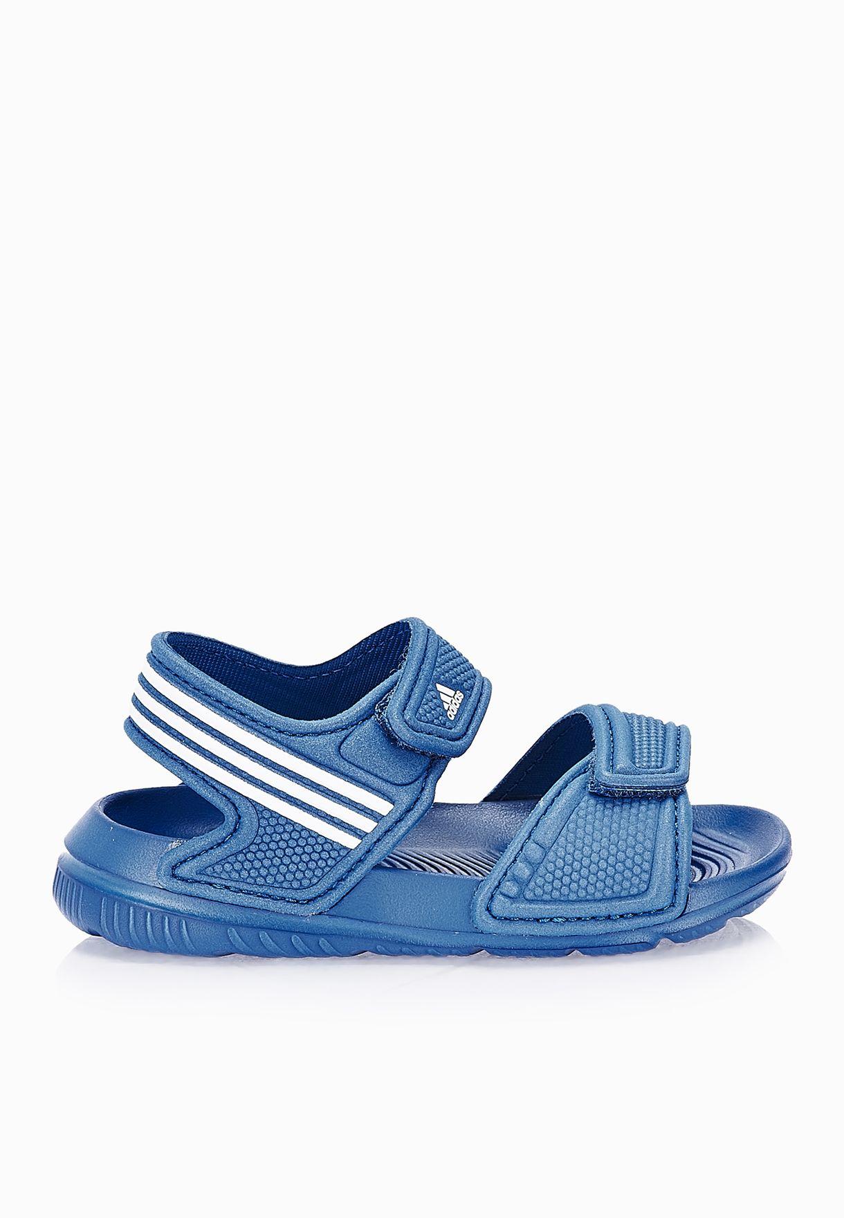 ddccb526d96c2 Shop adidas blue Akwah 9 Infant S74680 for Kids in UAE - AD476SH31TYQ