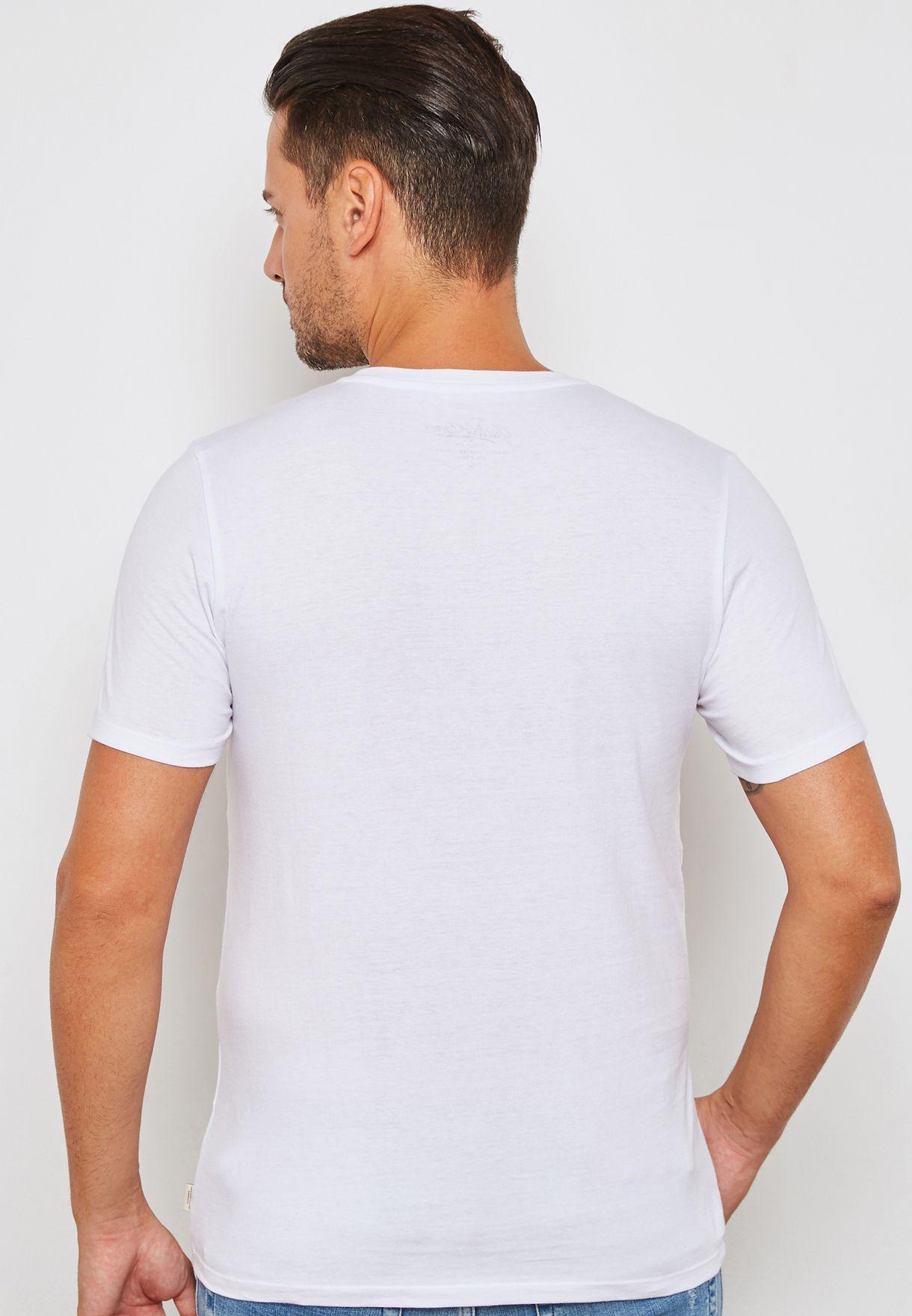 Essential Slim Fit Crew Neck T-Shirt