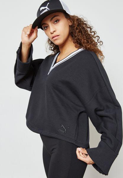 Tipping Sweatshirt