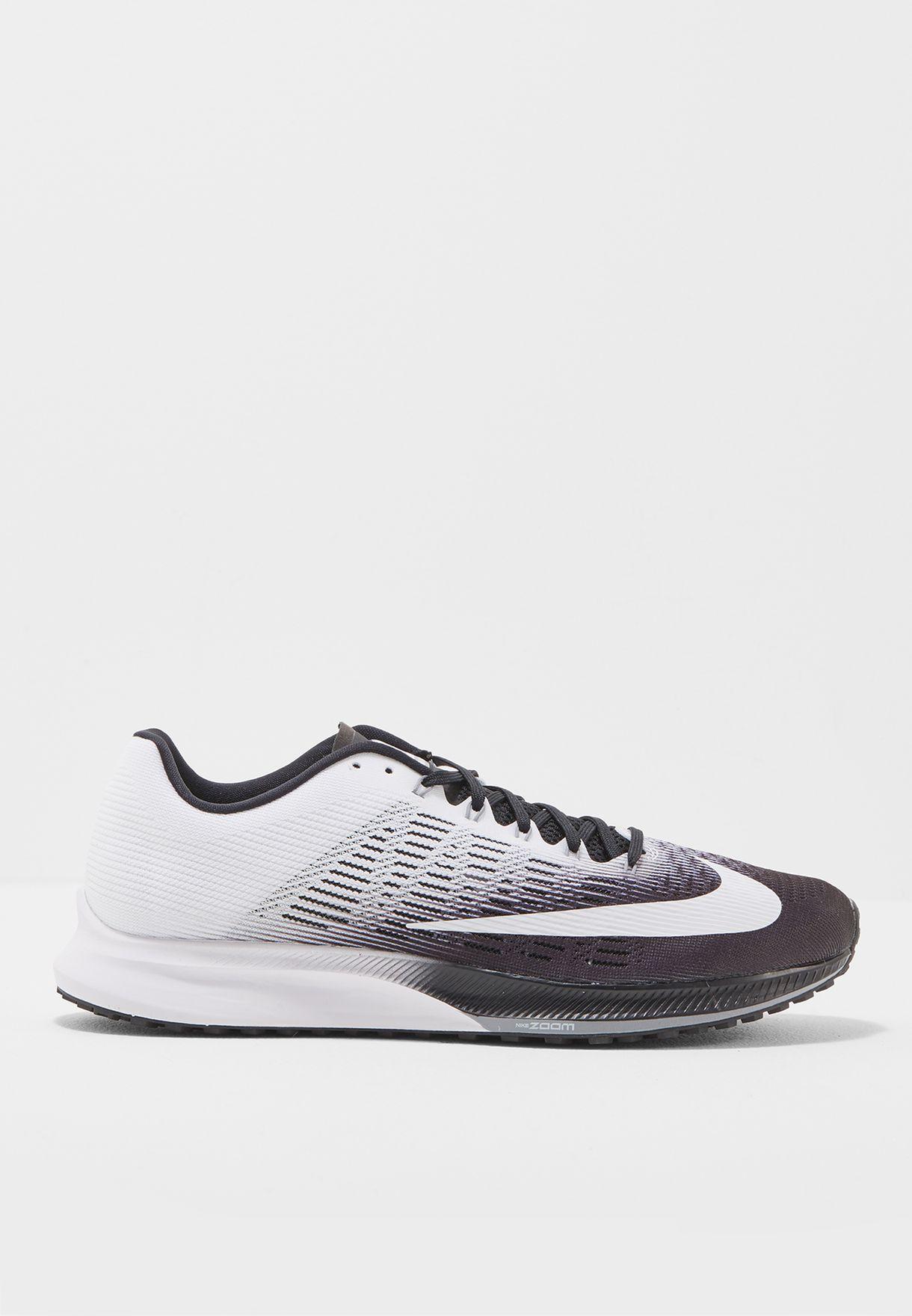 cf81fab61f44f3 Shop Nike white Air Zoom Elite 9 863769-001 for Men in Qatar ...